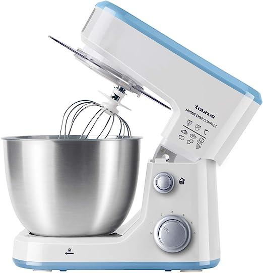 Taurus Mixing Chef Compact - Batidora amasadora con sistema ...