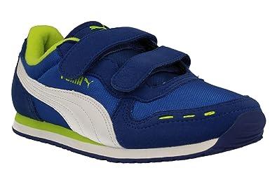 Puma Blaue Schuhe 356373 17 35 Blau: : Schuhe