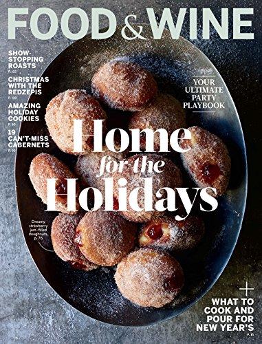 Food & Wine December 2017