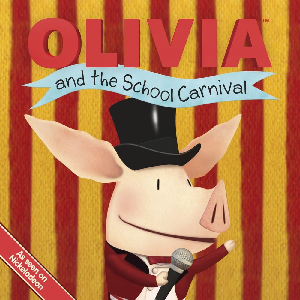 Read Online OLIVIA and the School Carnival (Olivia TV Tie-in) PDF