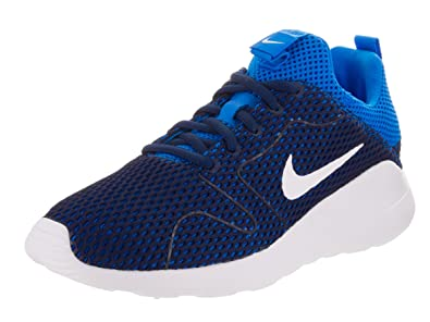 huge discount a3664 71cee Nike Mens Kaishi 2.0 SE Midnight Navy White Photo Blue Running Shoe 11 Men
