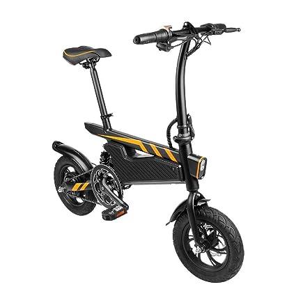 YYD Folding electric bicycle balance car adult road bike