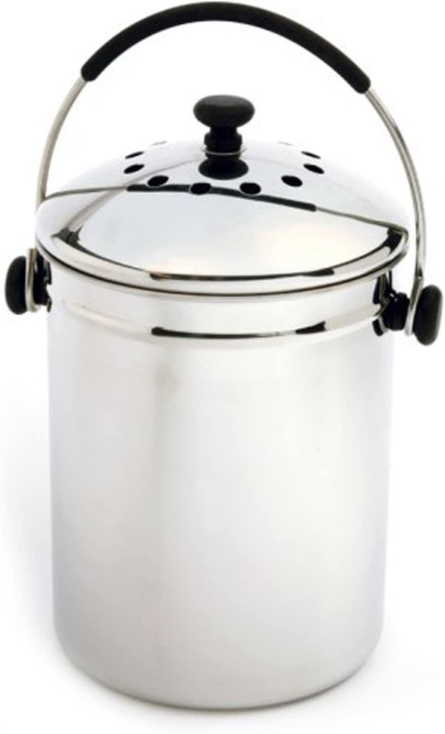 Norpro Grip EZ Stainless Steel Compost Keeper