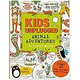 Kids Unplugged Animal Adventures Activity Book