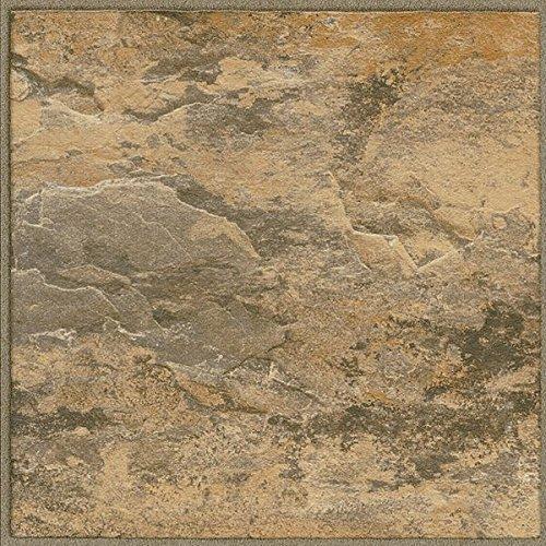 Armstrong Rock Hill Luxe Plank Value Vinyl Tile Flooring, Bombay Beige