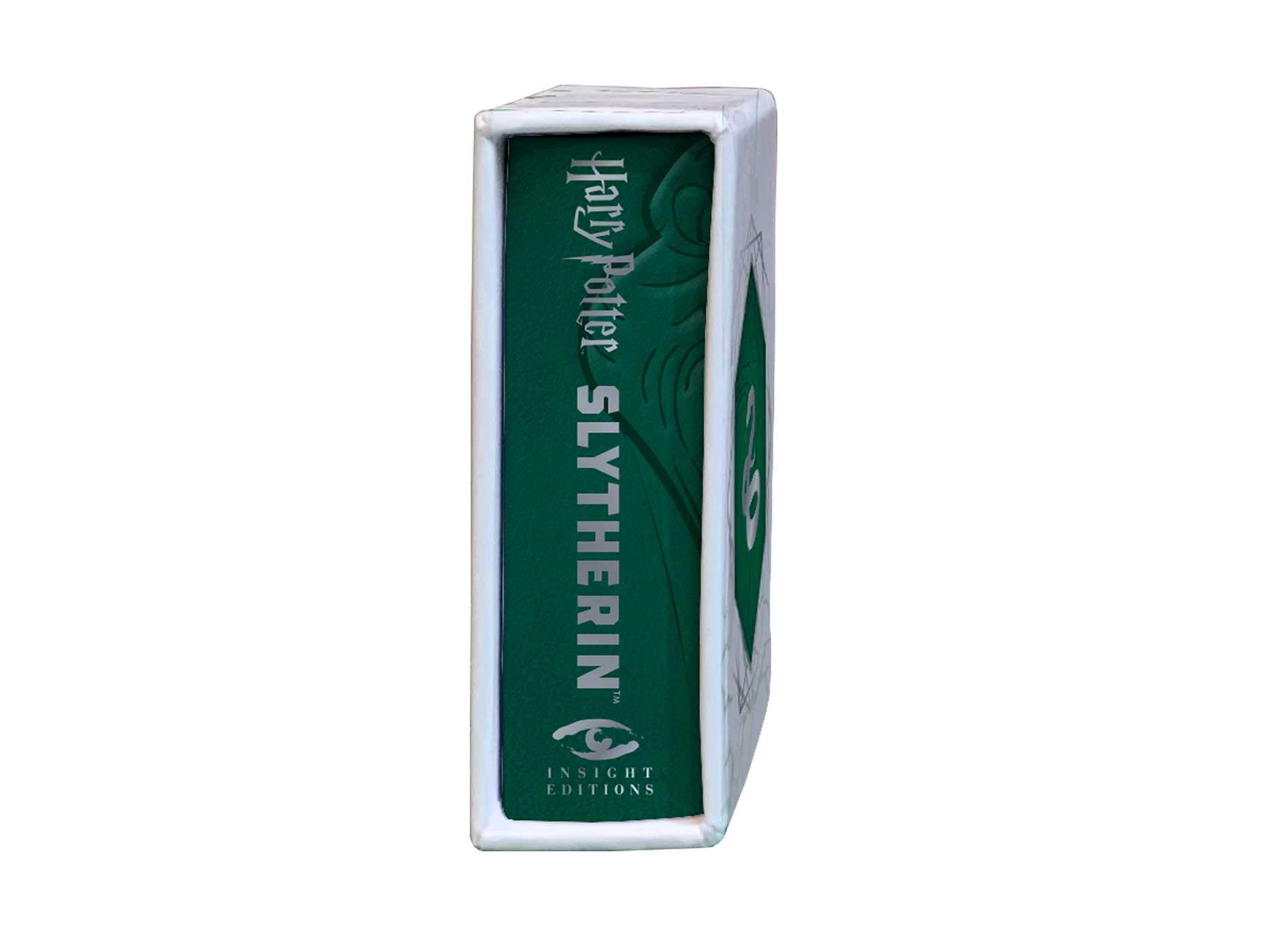 Amazon com: Harry Potter: Slytherin (Tiny Book