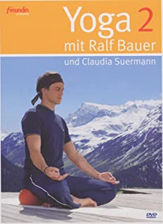 Yoga mit Ralf Bauer [Alemania] [DVD]: Amazon.es: Ralf Bauer, Ralf ...