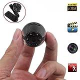 Amazon Price History for:Mini Spy Hidden Camera, Heymoko 1080P/720P Full HD 6 LED Infrared Night Vision Motion Detection Portable Spy Camera Home Surveillance Camera Nanny Cam