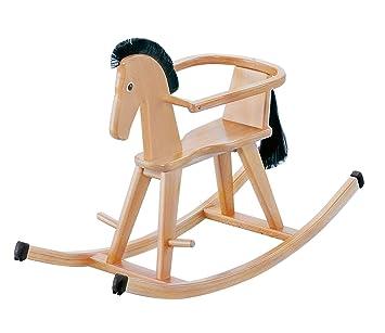 Schaukelpferd Holz Geuther Swingly Holzspielzeug