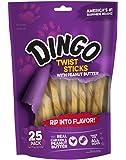 Dingo Peanut Butter Twist Sticks (DN-15124)