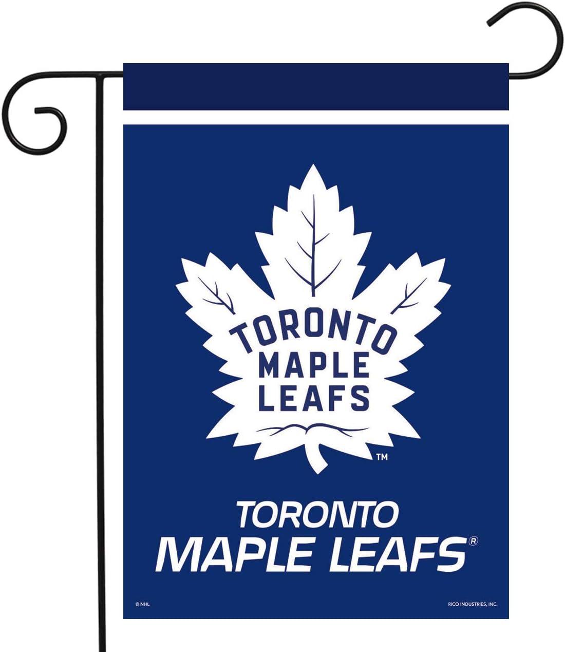 Sparo Toronto Maple Leafs Garden Flag Hockey Licensed 12.5