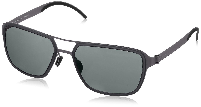 Mercedes-Benz Sonnenbrille M5031 Gafas de sol, Negro ...