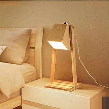 Biyayv Leselichter Aus Holz Schwenkarm Schreibtischlampe