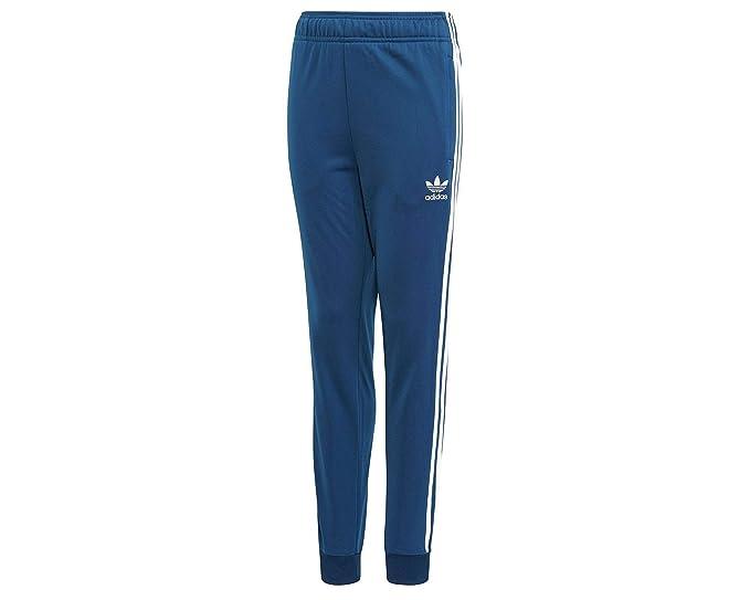 pantaloni blu adidas