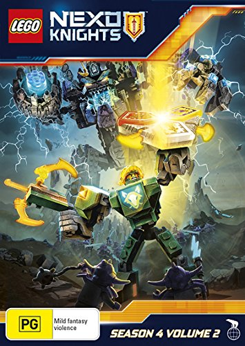 Best lego nexo knights dvd season 4 for 2019