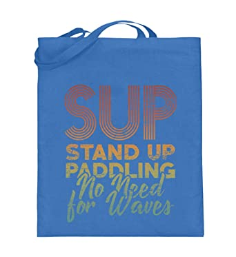SUP - Stand Up Paddling - No Need For Waves - Paddle Board ...