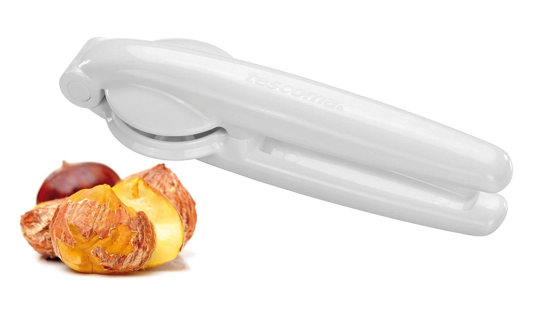 Compra Tescoma 2454140031 - Pinzas para castañas de INOX y abs Presto 17cm en Amazon.es