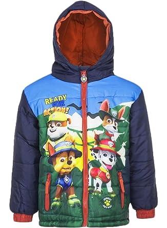 767e57e8f4ef Nickelodeon Paw Patrol Kids Winter Jacket Coat (3 Years