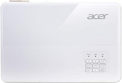 Acer Pd1520i Dlp Business Projektor Full Hd 1 920 X 1 080 Pixel 2 000 Ansi Lumen 1 000 000 1 Kontrast 360 Projektion Heimkino Tv Video