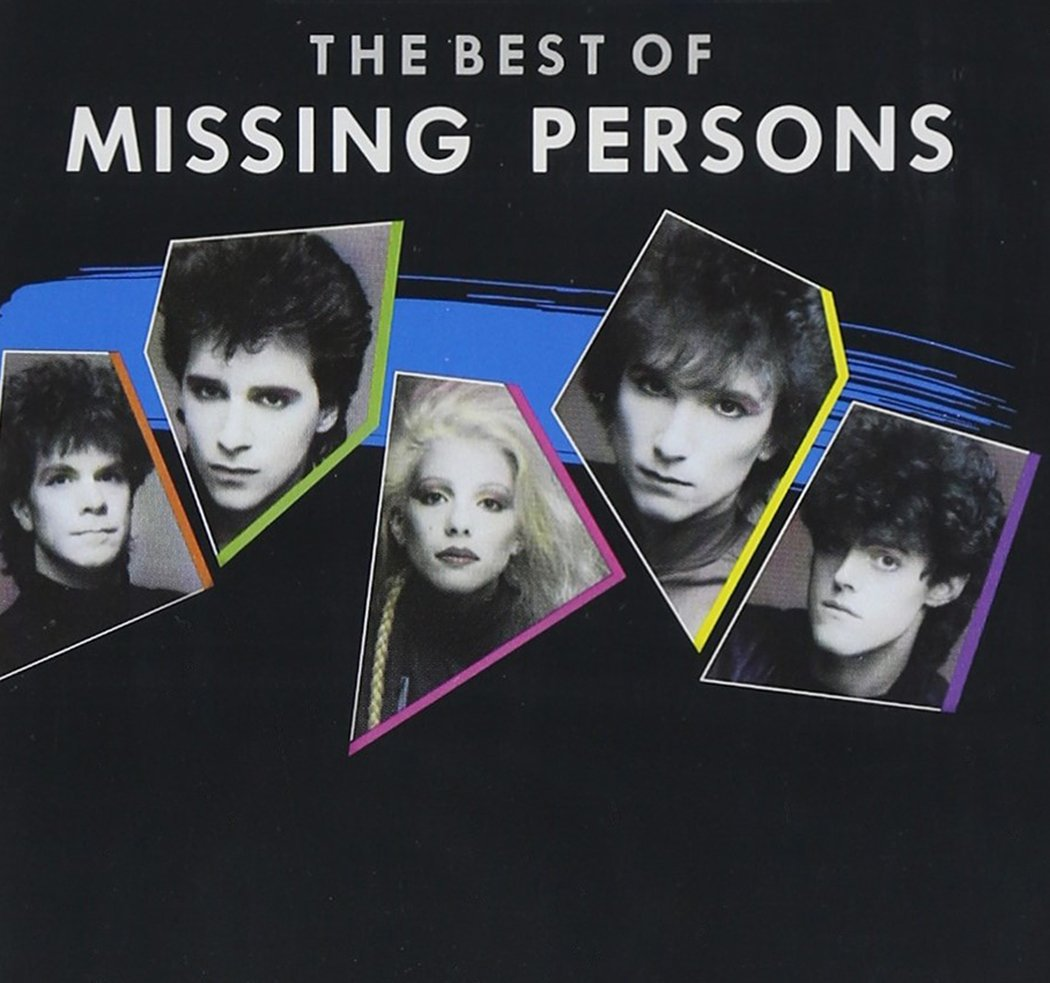 The Best Of Missing Persons by Capitol