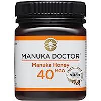 Manuka Doctor Multifloral Manuka Honey 40+, 250gm