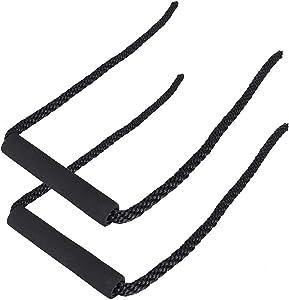 Besimple 2Pcs Cooler Replacement Handles Strap, Cooler Handle Extender Replacement Parts