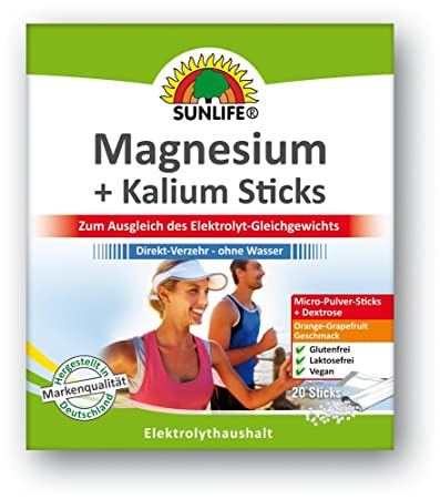 magnesium kalium kombination
