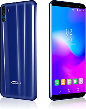 Xgody SIM Free Mobile Phones, Y28 Android 7.0, Dual SIM Unlocked ...