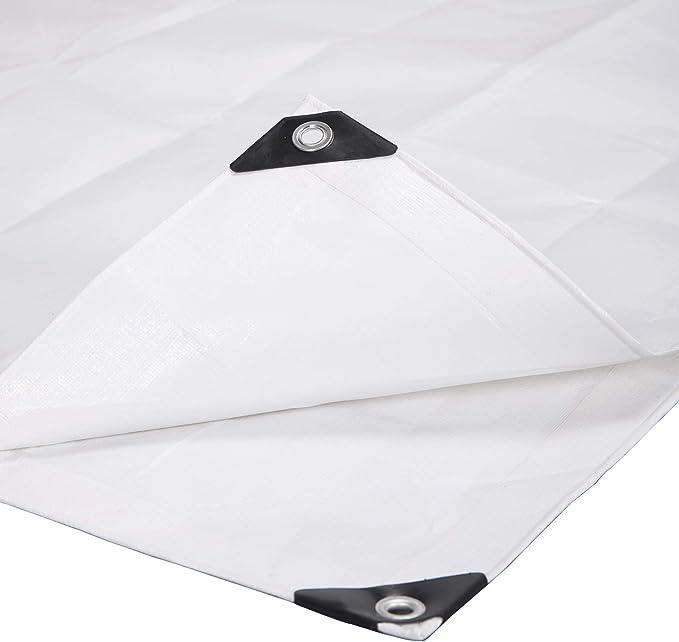 Laneetal Lona Impermeable de Protección Exterior 4x8m Resistente ...