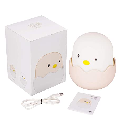 Luz de noche para niños, Aappy Tumbler Lámpara de diseño de ...
