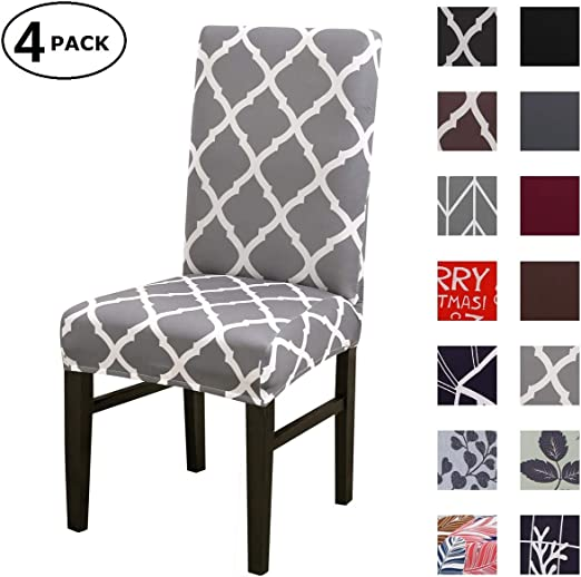 Chair Cover Dining Room Seat Protector Spandex Wedding Party Banquet Slipcover