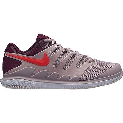size 40 e6515 172f2 Nike Men s Air Zoom Vapor X Hc Tennis Shoes, Multicolour (Particle  Rose Bright