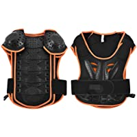 Keenso Chaleco Protector para niños, Kids Sports Chest