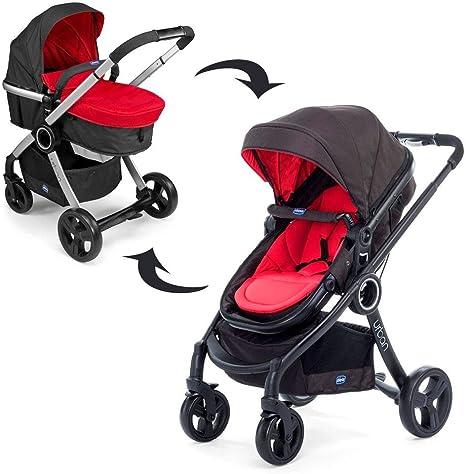 Chicco Cochecito Urban Plus + color Pack Red Wave: Amazon.es: Bebé