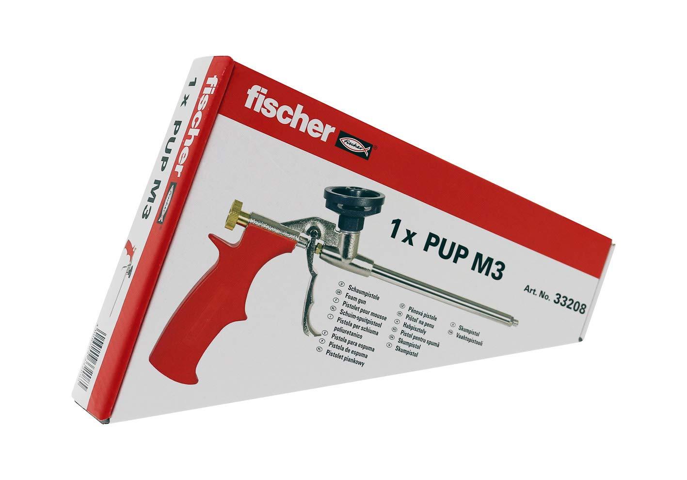 FISCHER 033208 - Pistola espuma PUP M3: Amazon.es: Industria, empresas y ciencia