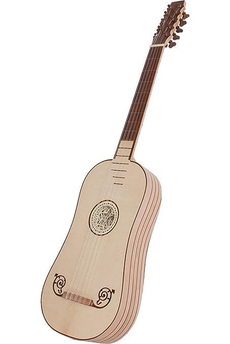 Roosebeck - Guitarra barroca (5 vías): Amazon.es: Instrumentos ...
