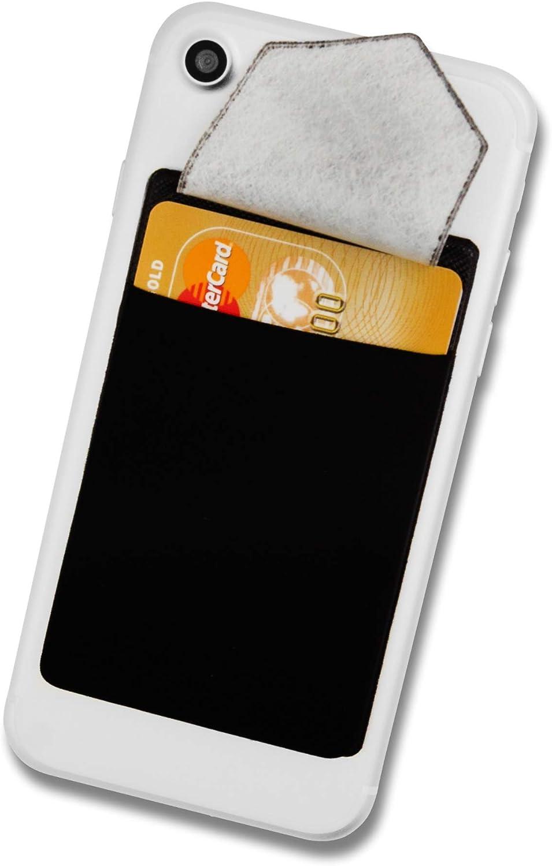 Cardsock - Wiederverwendbarer Handy Kartenhalter