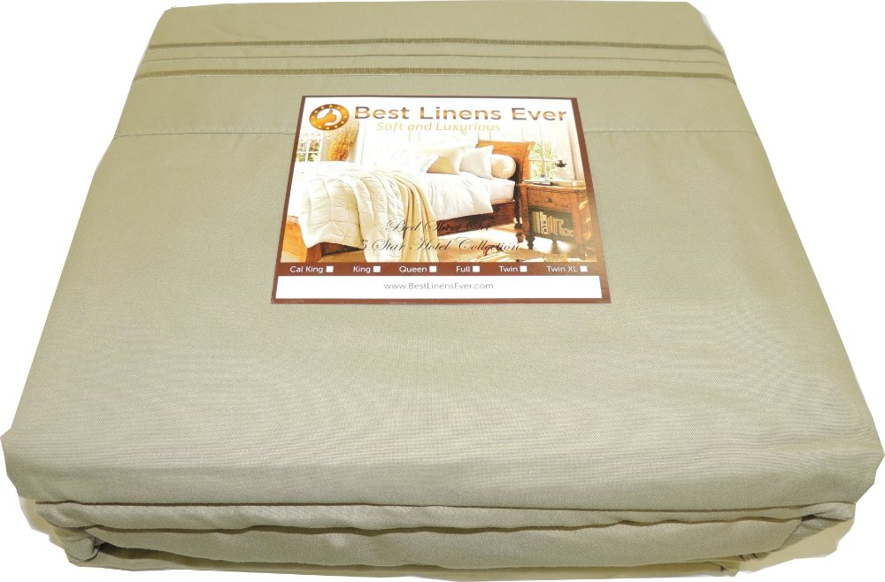 4-pc Bed Sheets Set - Soft Colorful and Comfy Highest Quality Brushed Microfiber Bedding