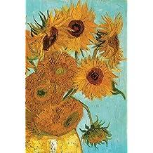 Van Gogh's Sunflowers Notebook;Dover Little Activity Books