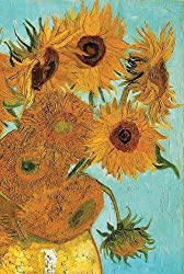 Van Gogh's Sunflowers Notebook (Dover Little Activity Books)