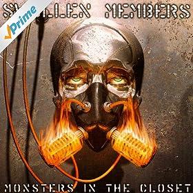 Amazon Com Monsters In The Closet Explicit Swollen Members Mp3 Downloads