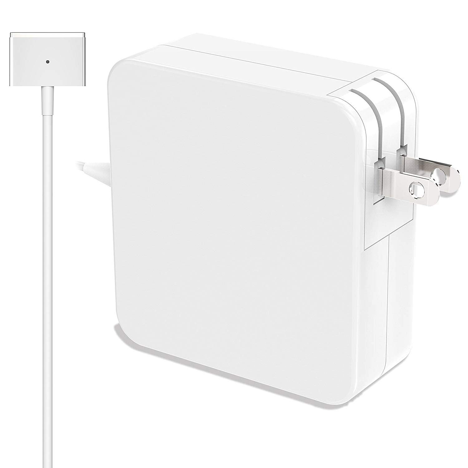 Mac Book Pro Charger,Sngg 60W Magsafe 2 T-Tip Adapter Charger Compatible Mac Book Pro 13inch Retina Display (Late 2012 & After Model)