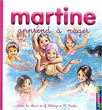 Martine Tome 25 Martine Apprend A Nager Babelio