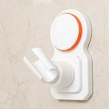 Attrayant Labkiss Adjustable Shower Head Holder, Super Strong Vacuum Suction Cup Hand  Held Shower Bracket,