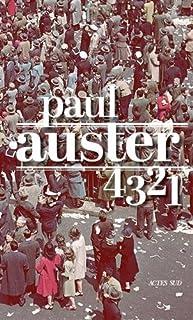 4 3 2 1 [3 CDs], Auster, Paul