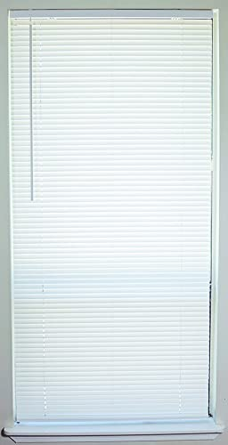 Designer s Touch 3559524 Cordless 1 Vinyl Mini Blinds, 31 X 64 ,