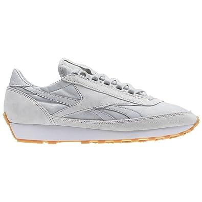 Zapatillas Reebok - Aztec T Gris/Blanco/Caramelo: Amazon.es: Zapatos y complementos