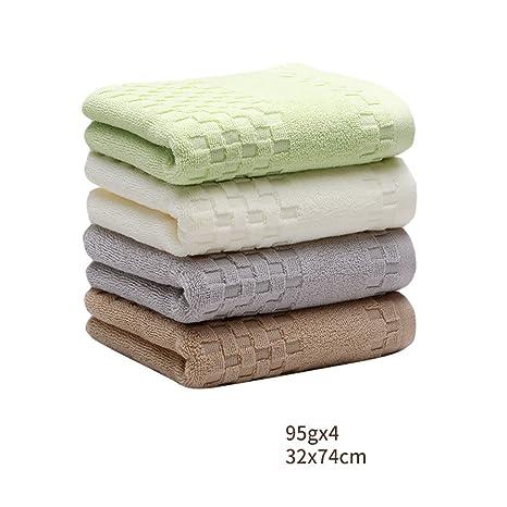 Toallas CHENGYI Microfibra de algodón Puro Home Adult Deportes de Alta Gama más Gruesas absorbentes para