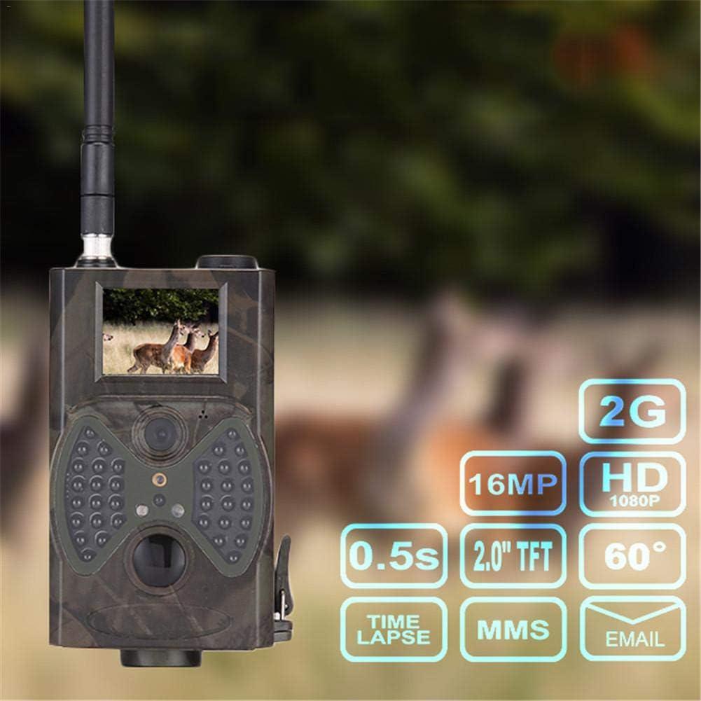 HC-350M屋外で/ frared誘導HD MMS狩猟カメラのHD 16MP