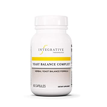amazon com integrative therapeutics yeast balance complex